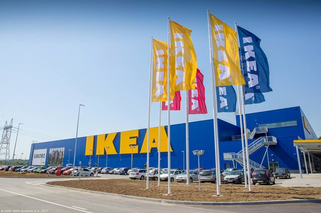 Ikea robna kuća - Beograd