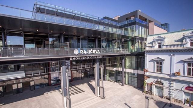 Rajićeva Shopping Center - Beograd