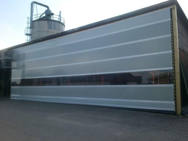 Brza PVC vrata