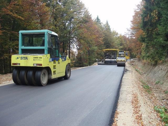 Izgradnja puta