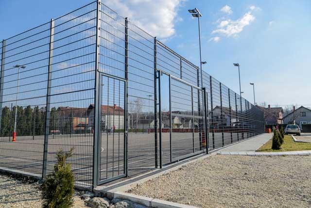 2D panelna ograda