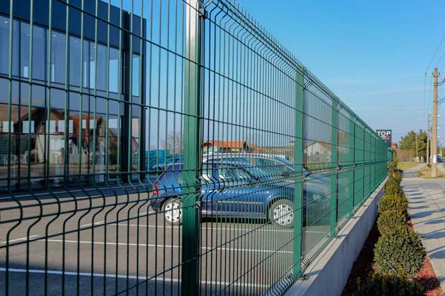 3D panelna ograda