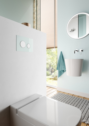 Aktivacioni taster za ispiranje WC-a TECEloop