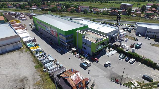 Poslovno-proizvodno-skladišni objekat - investitor: SENIGOR D.O.O. SARAJEVO - AB konstrukcija, 2.509m², Ilidža, Sarajevo, 2016.