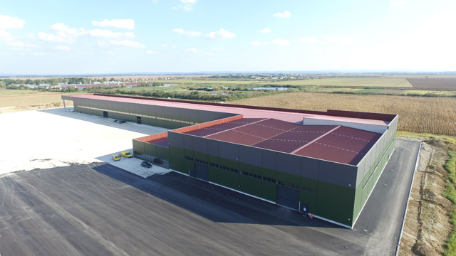 "Proizvodni objekat - investitor: LATTONEDIL BIH D.O.O. - ""Projektuj– Izgradi"" -8.410m² - Nova Topola - 2015."