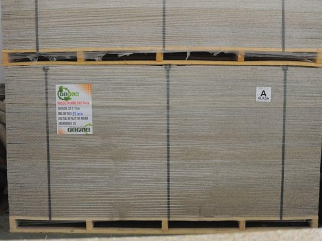 Gotov proizvod - ekološke vodootporne ploče