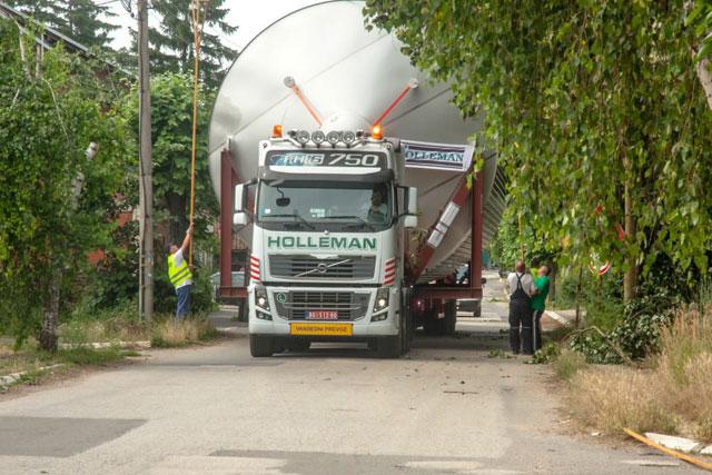 Holleman transport