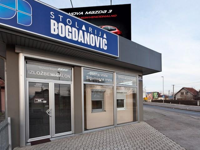 Izložbeni salon Stolarije Bogdanović