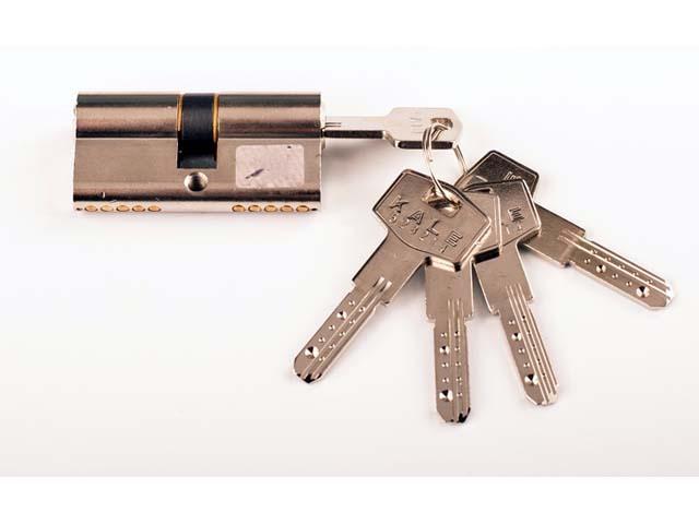 Sigurnosni cilindar sa 5 ključeva sa dugim vratom