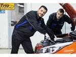 Stručan mehaničarski tim