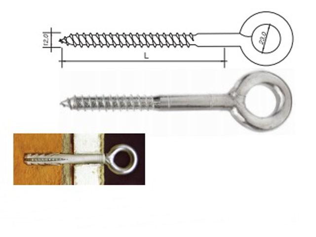 Nosač skele - dostupne dimenzije dxl (mm) - 12x90, 12x120, 12x160, 12x190, 12x230,   12x300, 12x350