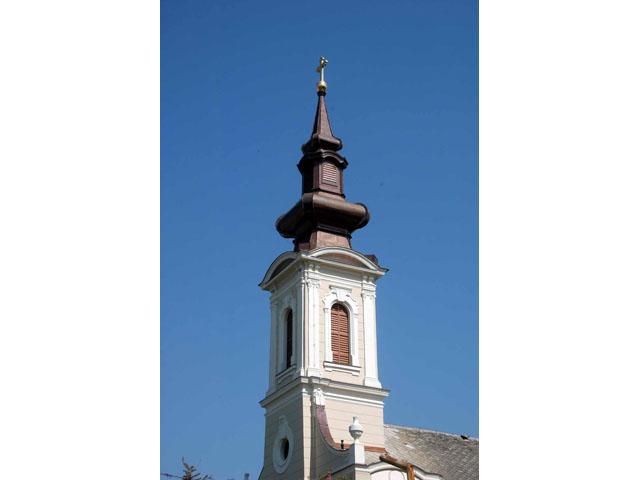 Toranj hrama Svetog Vaznesenja Gospodnjeg