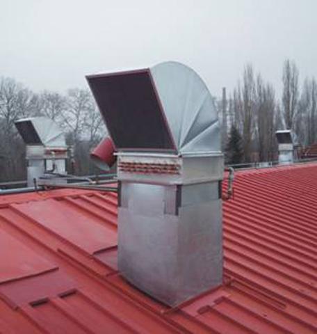 Instalacija za korišćenje otpadne toplote iz proizvodonog procesa za grejanje hale površine 2000m²