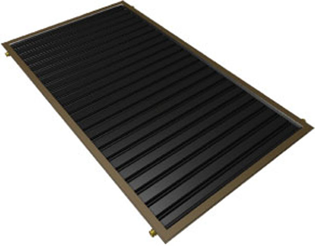 Pločasti solarni kolektor TS 300