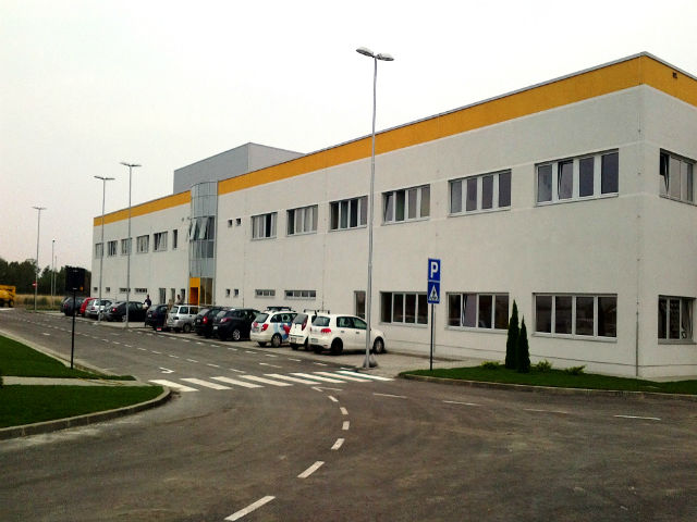 Continental Contitech Subotica 2012.