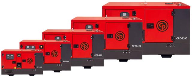CPDG generator