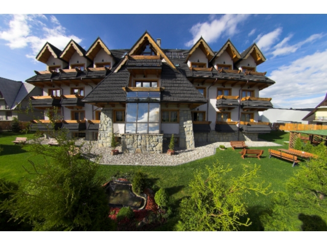 Corona Šindra Charcoal - Hotel Zakopane, Poljska
