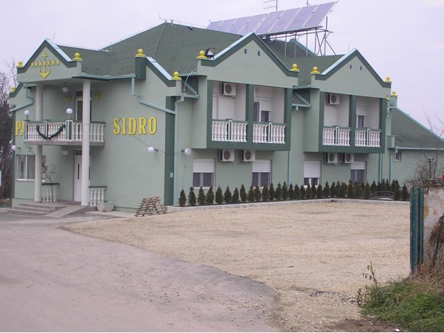 "Hotel-restoran ""Sidro"" - Beška"
