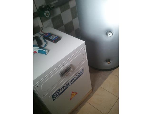Toplotna pumpa zemlja voda - kuća na Zvezdari