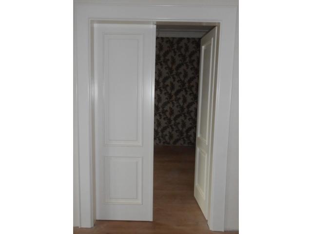Dvokrilna vrata sa filungama - stan salonskog tipa