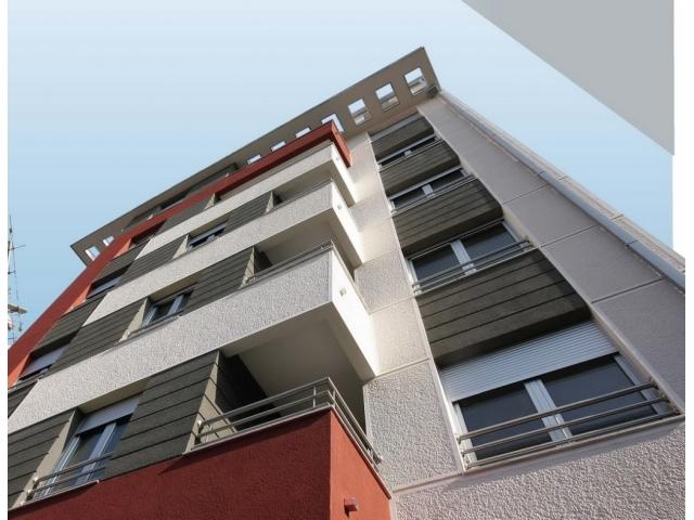Stambeno-poslovni objekat, Dojranska ulica, Beograd
