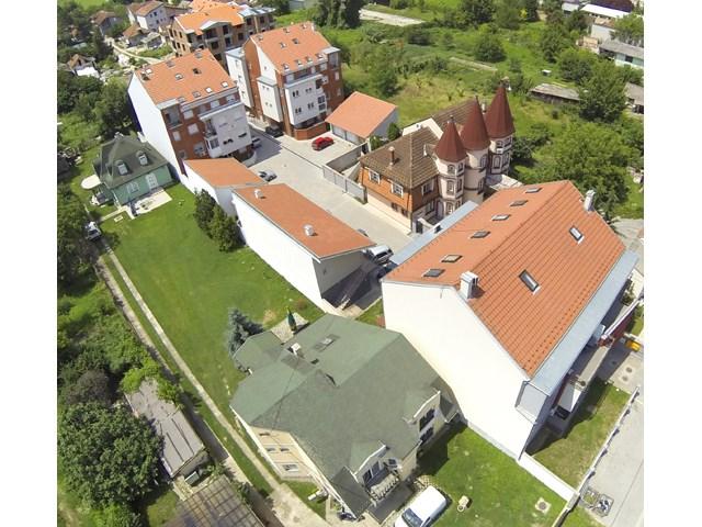 Stambeni kompleks Bolmanska, Novi Sad