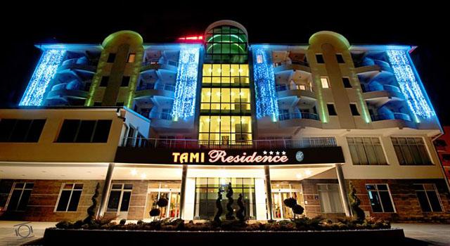 Referentni objekti - Hotel Tami Residence, Niš