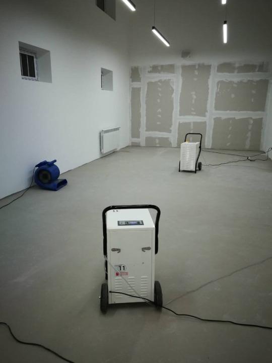 Zemun - isušena vlaga iz zidova i podova u roku od par dana