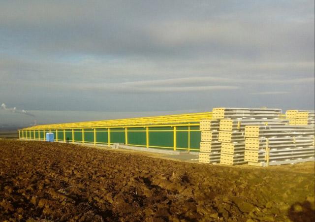 Farma Topterm - Agro paneli, Požarevac