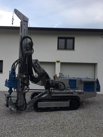 Drilling machine - Mašina za bušenje
