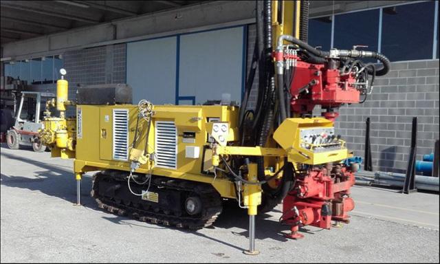 Massenza drilling machine - Massenza mašina za bušenje