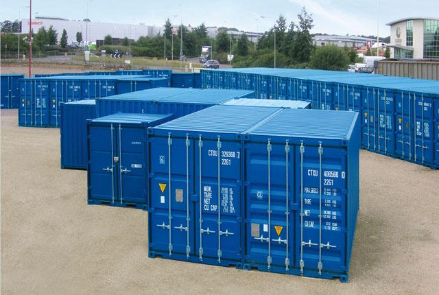 Pomorski kontejneri