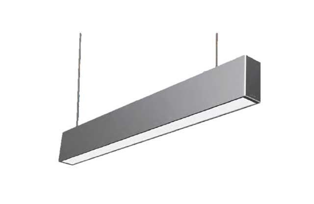 Viseća kancelarijska svetiljka Simetri Slim - Indirect