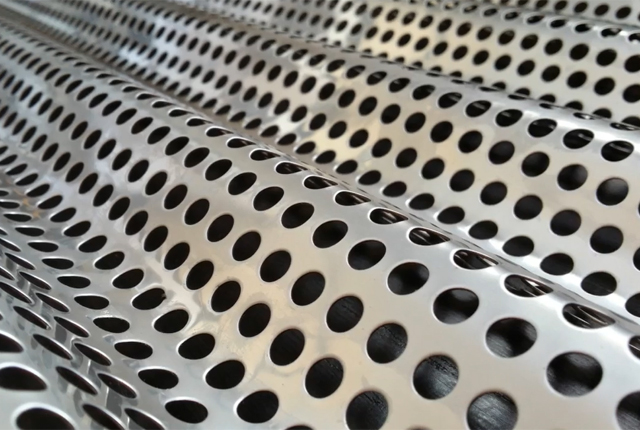 Perforacija metala