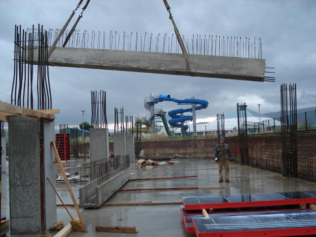 Armirano-betonska greda