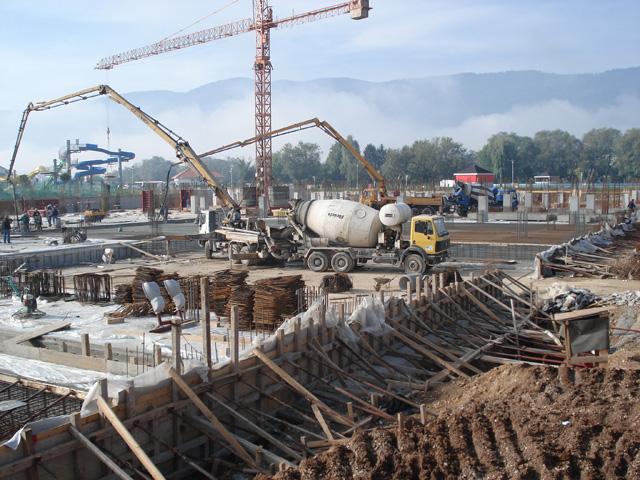 Usluge armiranja i betoniranja