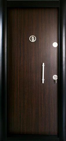 Vrata - rustik eboni