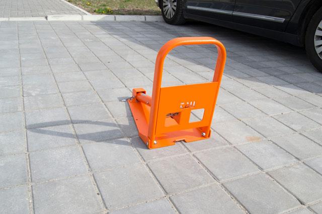 Automatska barijera za parking mesto