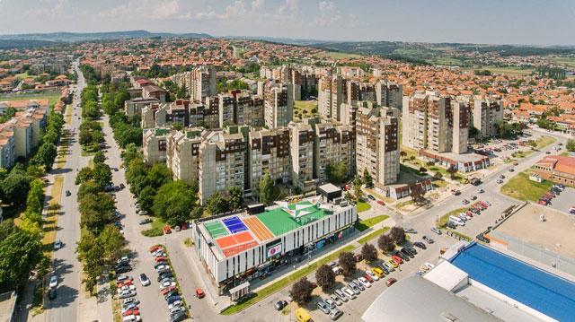 Tržni centar Sava, Kragujevac