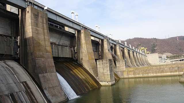Hidroelektrana Đerdap - hidroizolacija i sanacija