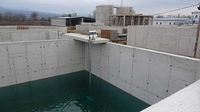 Prečistač otpadnih voda, Vranje - sanacija