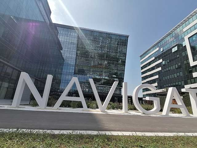 Navigator, Novi Beograd - poslovni objekat