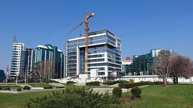 Delta HQ, Novi Beograd - poslovni objekat