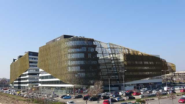 GreenHeart GTC, Novi  Beograd - poslovni objekat