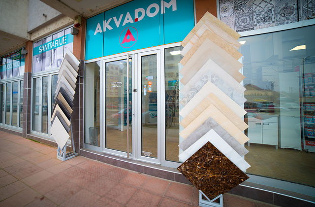 Akvadom salon kupatila Novi Sad