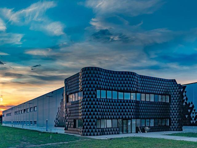 Novi Tekstili Bečej, površina 3.500m² - 2020. god.