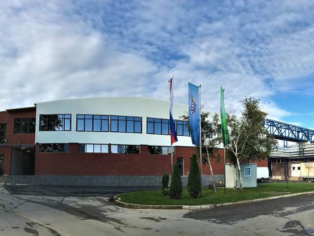 KMN Imlek Padinska Skela, površina 7.800m² - 2020. god.