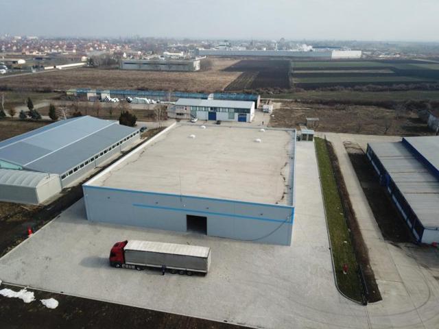 Rumafil Ruma, površina 2.511m² - 2017. god.