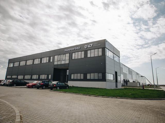 Transportšped Grmovac, površina 19.210 m² 2019. god.
