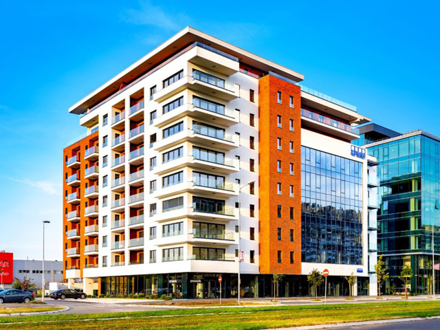 Square 43 Beograd, površina 14.142 m² 2020. god.